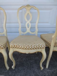 Merveilleux French Provincial Country Louis XVII Thomasville Set