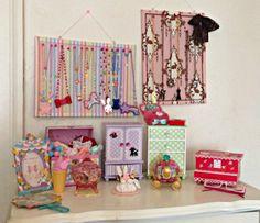 Kawaii sweet lolita room decor