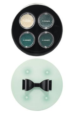 M·A·C 'Guilty Passions - Brilliantly Cool' Crushed Metallic Pigment Set available at #Nordstrom