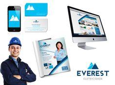 Nova papelaria, anúncios, e site.