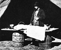 Walt Whitman and The Civil War.    This is an article explaining Walt Whitman's experience traveling with Civil War field hospitals, and how it drastically influenced his poetry. Whitman discusses aspects of the Civil War extensively in his writing, as seen in The Wound Dresser, Taps, and other works.