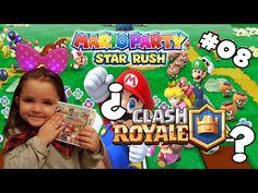 Mario Party Star Rush #08   ¿ESTO ES CLASH ROYAL?