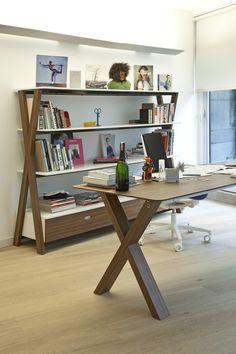 Partita Desk & Partita Storage from #Koleksiyon