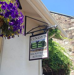Authentic Suburban Gourmet: Napa Valley Jewel: Cindy's Backstreet Kitchen - Been here, done that and by accident too!