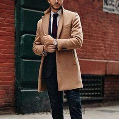 Men's New Coats for – roarwild Classic Trench Coat, Long Trench Coat, Gentlemans Club, Long Suit Jacket, Mens Long Coat, Mens Winter Coat, Mens Winter Clothes, Mens Style Winter, Men's Jacket