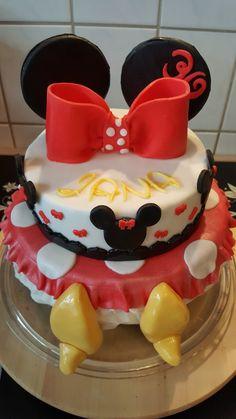 #disney #minniemaus #Geburtstag #Torte