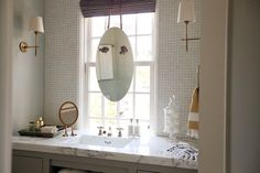double vanity under window? - Bathrooms Forum - GardenWeb