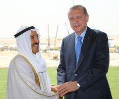 Erdoğan, Kuveyt'in yeni havalimanının temelini attı - CNN TÜRK - tarafsız güvenilir haberler