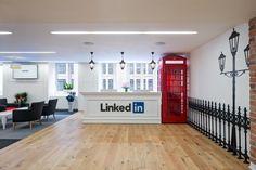 LinkedIn - London Offices