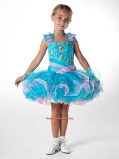 Little Girl Pageant Dresses & Gowns