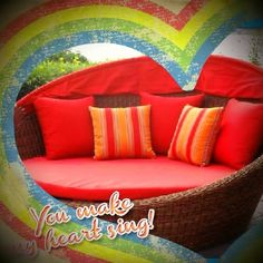 Outdoor Wicker Poolside Daybed  http://www.wickerparadise.com #wickerfurniture #pinterest #sunbrella #outdoorwicker #fab #weheartit #loveit #thefancy #Patio #pinstagram #wickerparadise #wanelo #wicker #bed #love #instagood #instamood #igers #jj #beautiful #webstagram #summer #fashion #pretty #statigram #red #amazing #cute #swag #style