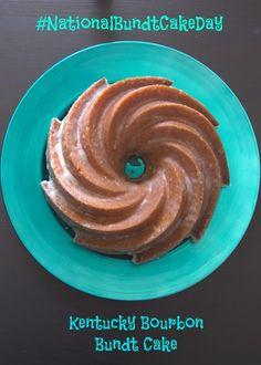 Kentucky Bourbon Bundt Cake. Mi cake preferido de los últimos tiempos #NationalBundtDay