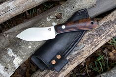 ShortNess - mini Nessmuk handmade by Koster Knives | Koster Knives