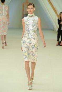 erdem 2013 Spring Fashion