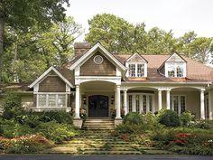 Wow gorgeous home exterior