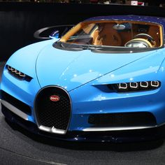 The Most Badass Cars at the 2016 Geneva Motor Show