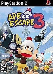 Ape Escape 3 (Playstation 2)