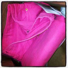 Mi pantalón rosa