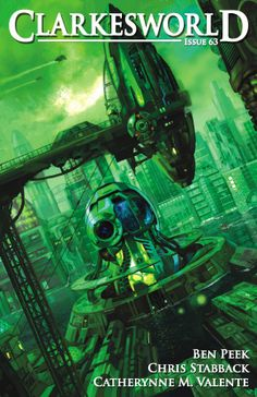 Subscribe to Clarkesworld and never miss an issue of our World Fantasy and Hugo Award-Winning Science Fiction and Fantasy Magazine. This page:   Where No Human Has Gone Before: Visiting Sci-Fi's Exoplanets on Earth by Brenta Blevins