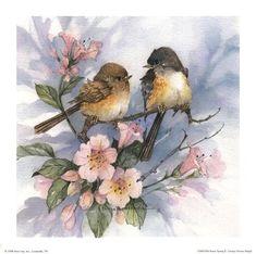 Птицы от Carolyn Shores Wright. Часть 2.. Обсуждение на LiveInternet…