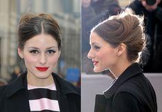 Olivia Palermo hair + makeup <3