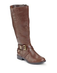 Shoes | Boots | Racey Wide Width Tall Boots | Hudson's Bay