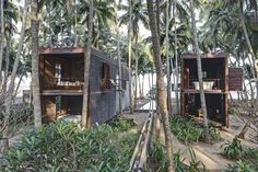 Personal Pod Studios - This Backyard Pod by Sett Studio Provides People with a Private Escape (GALLERY)