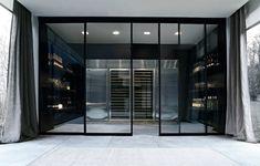 Any Connoisseur's Dream: Modern Wine Cellar Designs