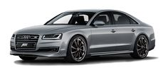Imagegallery of Audi A8 from ABT Sportsline - Image 1 of the 1
