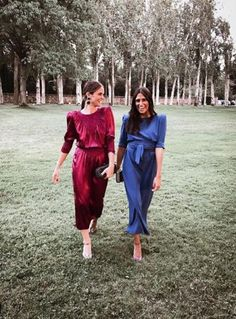 Discover the advantatges of a Winter Wedding in our new post. All Fashion, Party Fashion, Fashion Outfits, Pretty Dresses, Beautiful Dresses, Wedding Guest Looks, Party Frocks, Cocktail Outfit, Weeding Dress