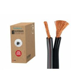 Buy Sewell Silverback Speaker Wire by Sewell 12 AWG OFC 259 Strand Count 200ft Pull Box Online ET26152378 | Ergode.com
