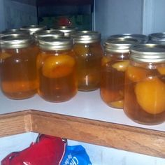 Cooksnap for Tinklee's Peach Pie Moonshine