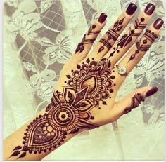 Mahendi / henna