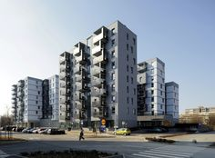 Savica Business & Residential Building / Studio Za Arhitekturu