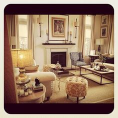 Tamera's Tips: Home Decor On a Budget ( I love the living room so I has to pin it!!!)