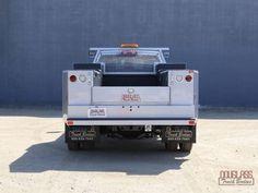 11' Douglass Low Profile Hauler body - Douglass Truck Bodies Custom Truck Beds, Custom Trucks, Utility Truck Beds, Welding Beds, Tool Drawers, Bodies, Profile, Medium, Diy