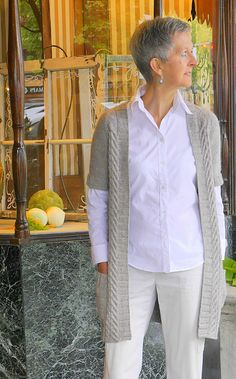 Ravelry: Reedsport pattern by Marie Greene