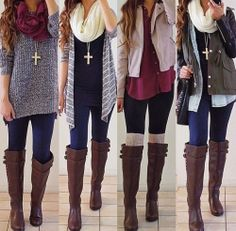 fall outfits...