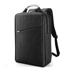 59048f6e59 Laptop Backpack Multi-Compartments Business Bag Lightweight Slim College  School  Covax College School