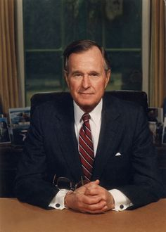Image detail for -President George H. W. Bush