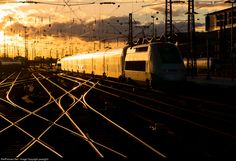 RailPictures.Net Photo: SNCF TGV Duplex at Frankfurt am Main, Germany by ywang03