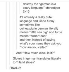 Image result for tumble but scream it in german