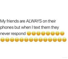 Then they aren't your friends