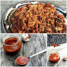 Pulled Pork, Cooking Tips, Hamburger, Crockpot, Slow Cooker, Food And Drink, Treats, Fresh, Ethnic Recipes