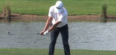 Golf Swing Perfect Golf Swing Drill Takeaway: Performing the Perfect Golf Swing Takeaway. No Look Golf Shot Golf Swing Takeaway, Junior Golf Clubs, Womens Golf Wear, Golf Club Grips, Golf Club Sets, Golf Exercises, Perfect Golf, Golf Player, New Golf