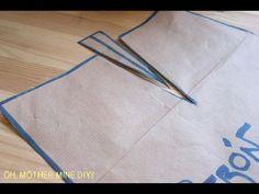 ▶ CURSO. Aprender a coser faldas parte 4: Las pinzas. - YouTube