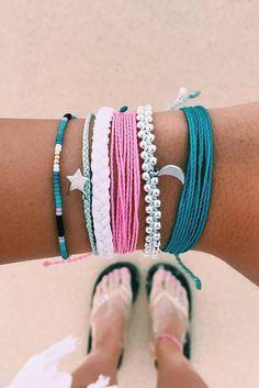 Beach Days + Pura Vida Bracelets