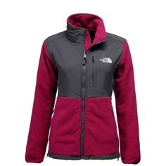 KnowInTheBox - High Quality The North Face Denali Darkred Jacket From China
