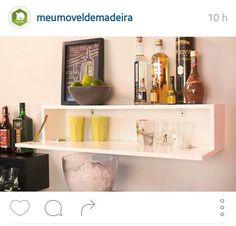 Bar Idéias  #meumoveldemadeira