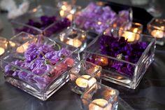 Love this....low square vases